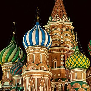 2. St. Basil's Cathedral