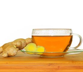Food Myth #10: Ginger Taken in Tea Will Cure an Upset Stomach
