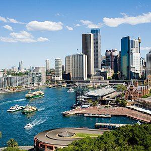 3. Sydney Harbour