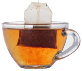 2. Pack Three Camomile Tea Bags in Your Hand Luggage