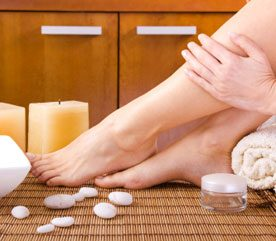 1. Massage Yourself Regularly