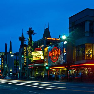 10. Historic Hollywood Boulevard