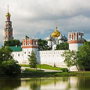 8. Novodevichiy Convent