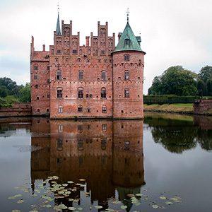 3. Egeskov Castle - Funen, Denmark