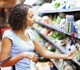 Make Your Own Healthful Selections at the Supermarket