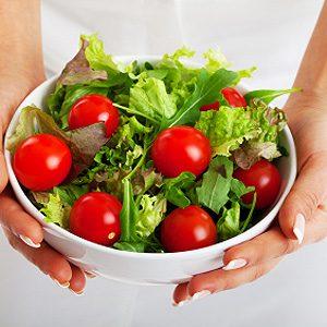 5. Make an Extra-large Salad Bowl