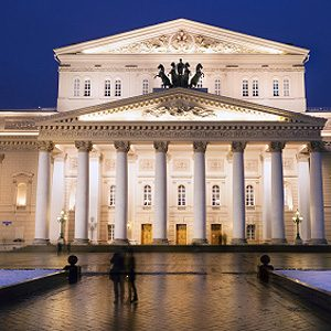 5. Bolshoy Theatre