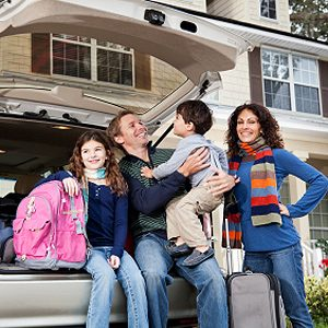 5. Organize Car-Trip Toys and Games
