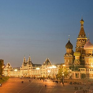 1. Red Square