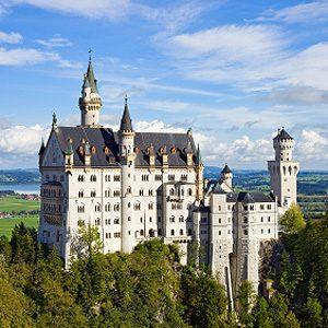 4. Neuschwanstein Castle