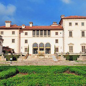 3. Vizcaya Museum and Gardens