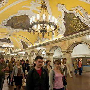 7. Metro Stations