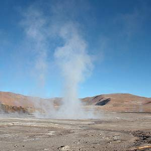 3. Driest Place on Earth: Atacama Desert, Chile