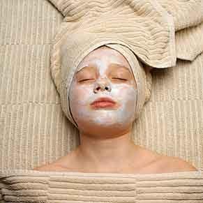 Make a facial mask