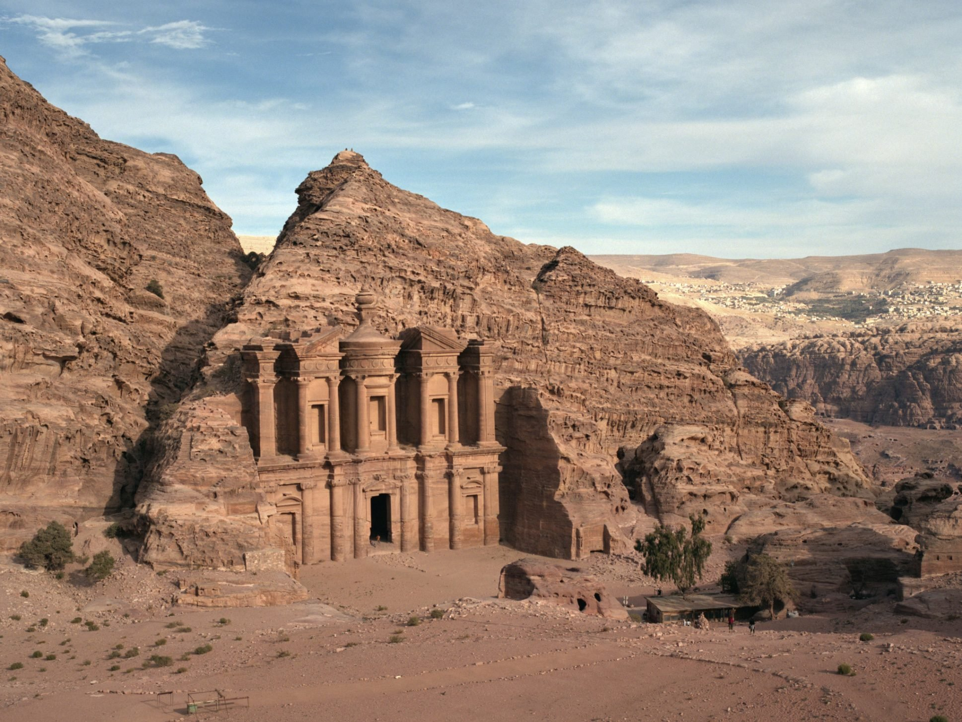 Greatest Historical Achitectural Achievments: Al Khazneh - Petra, Jordan