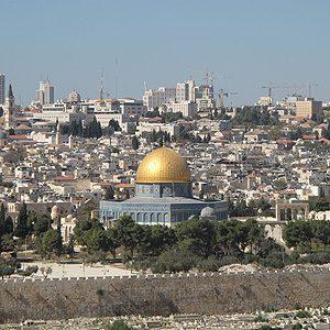 Christmas destinations: Jerusalem/Bethlehem