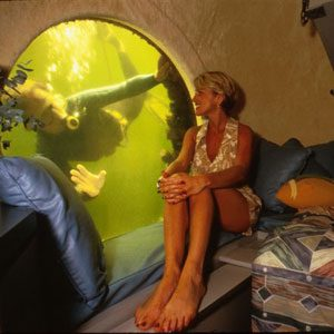 1. Jules' Undersea Lodge, Florida