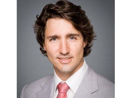 6. Justin Trudeau