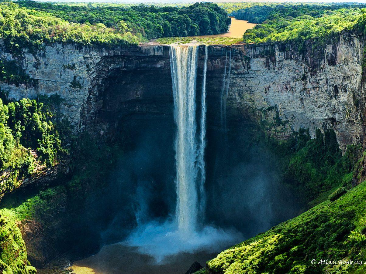 Explore Natural Wonder: Kaieteur Falls, Guyana