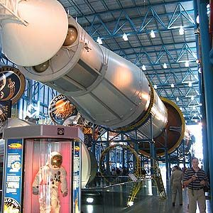 10. Kennedy Space Center