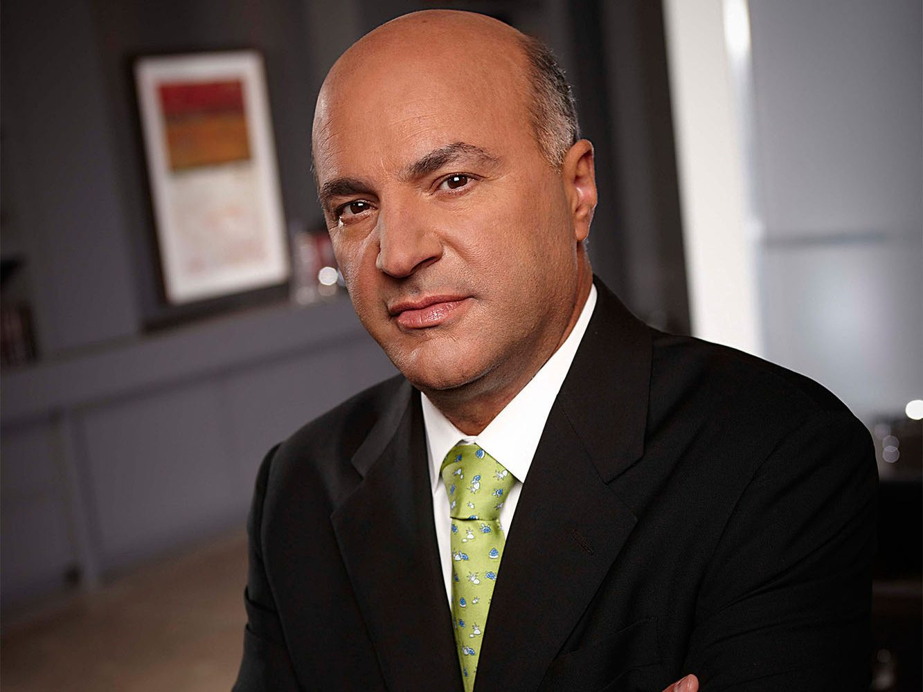 16. Kevin O'Leary