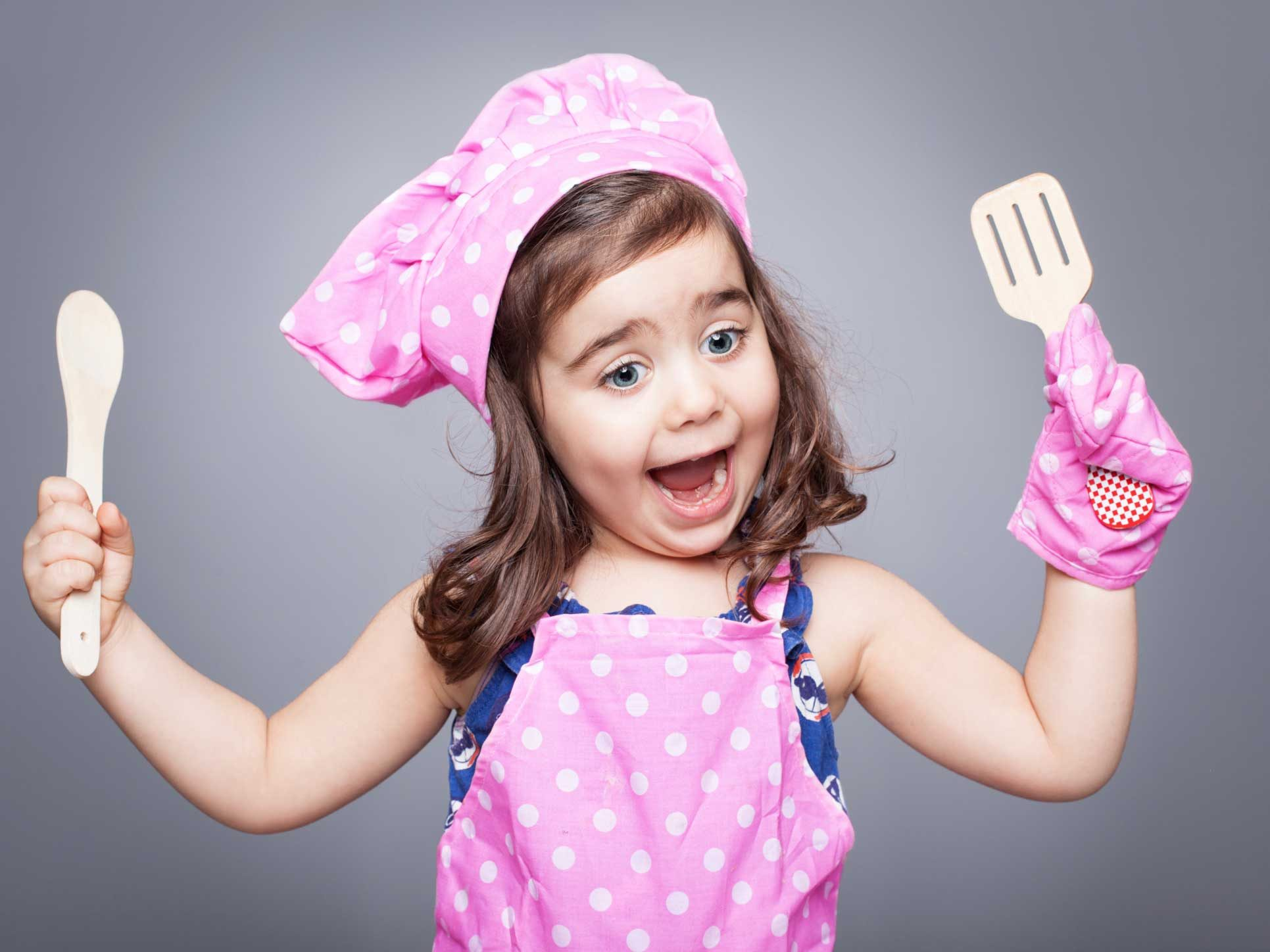Why Is it Important for Kids to Learn About Food?