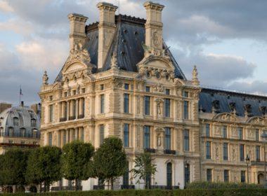 Le Louvre - Paris, France