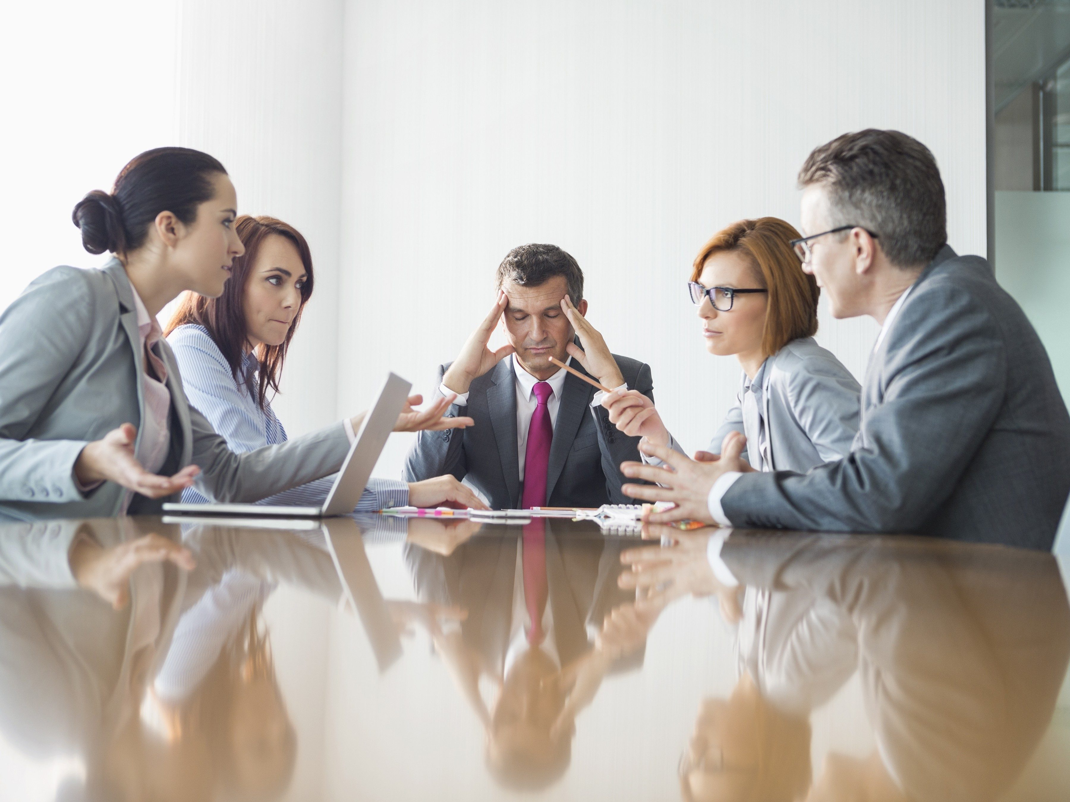 7. Learn How to Deal With Difficult Colleagues