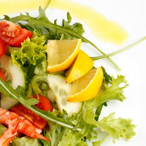 8. Lighten Your Supper