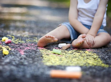 Life Lesson #2: Benign Neglect is Good For Kids