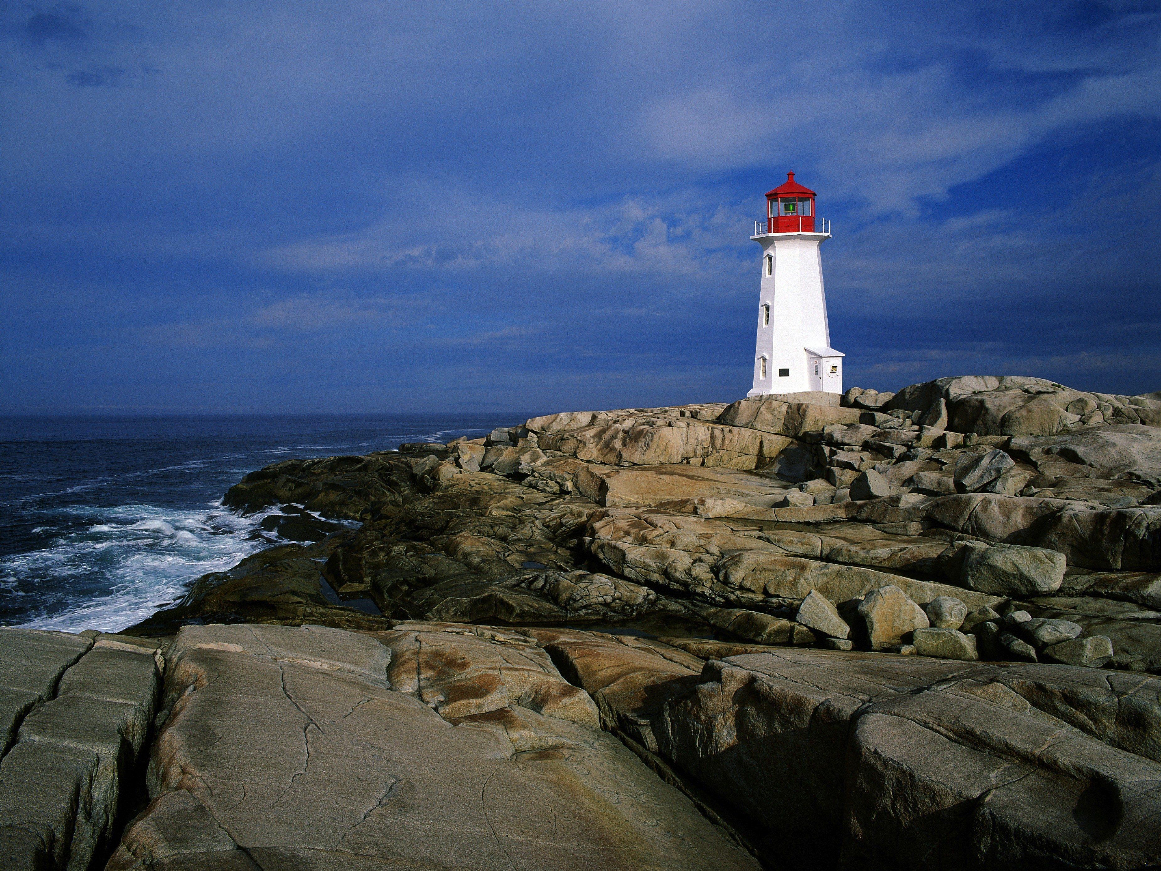 The Lighthouse Route, Nova Scotia