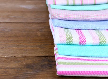 Make Clearing Out the Linen Closet a Counting Game