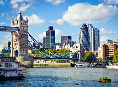 Moderately Dishonest City: London, England