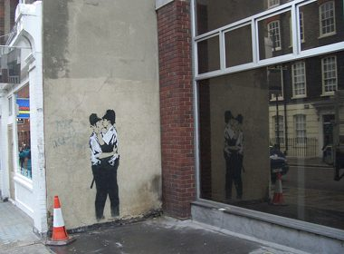 Greatest Spots for Street Art: London, England