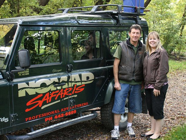 Lord of the Rings Jeep Tour