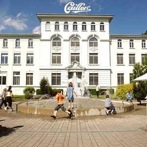 7. The Maison Cailler Chocolate Factory, Broc-Gruyere, Switzerland