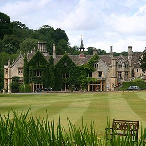 10. The Manor House at Castle Combe - Wiltshire, England