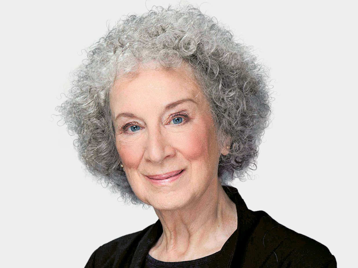 17. Margaret Atwood