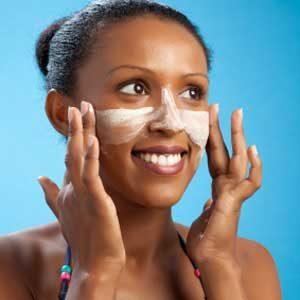 2. Create an Exfoliating  Mask