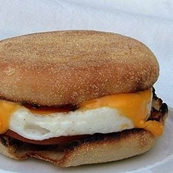 The McDonald's Egg McMuffin