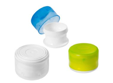 Ziploc Bags and Reusable Containers