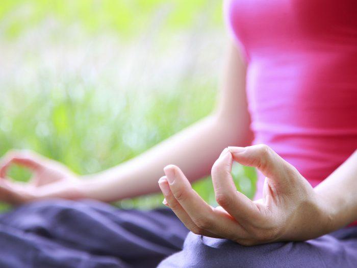 Mini-Meditation