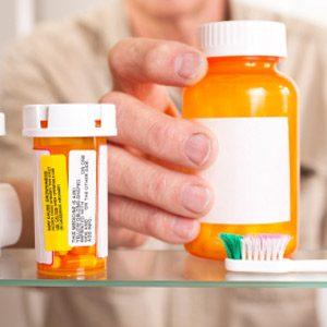 3. Medicine Cabinet Contents