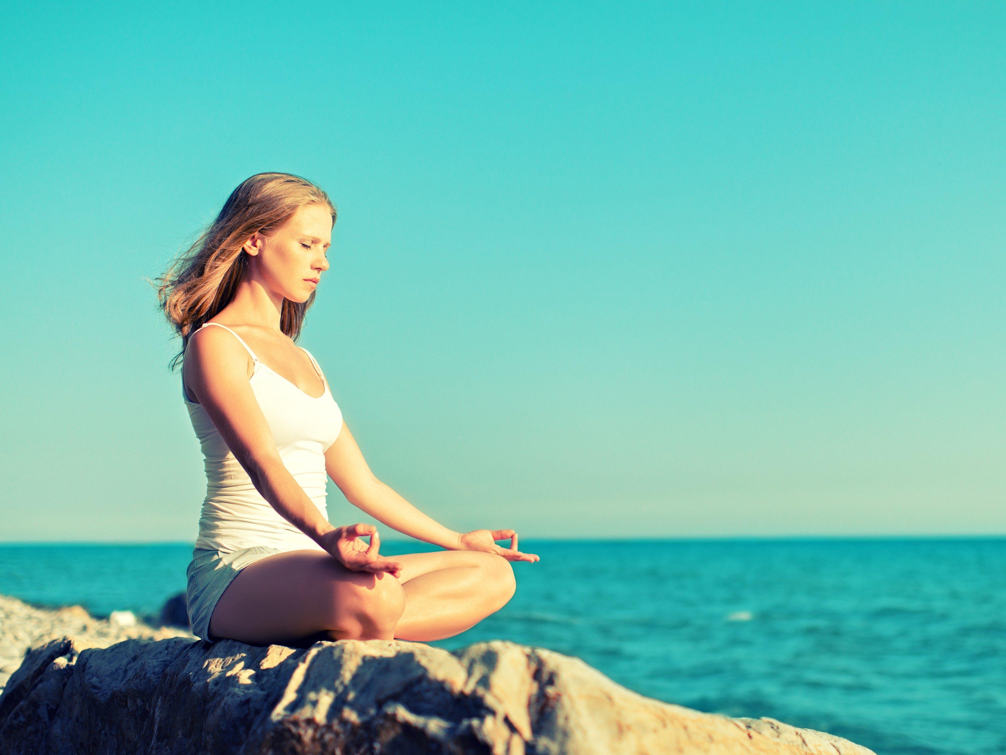 9. Meditate