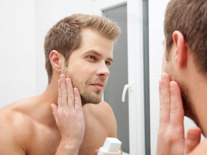 2. Get Ready for Shaving