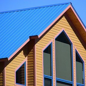 Roofing Options: Metal Gets a Face Lift