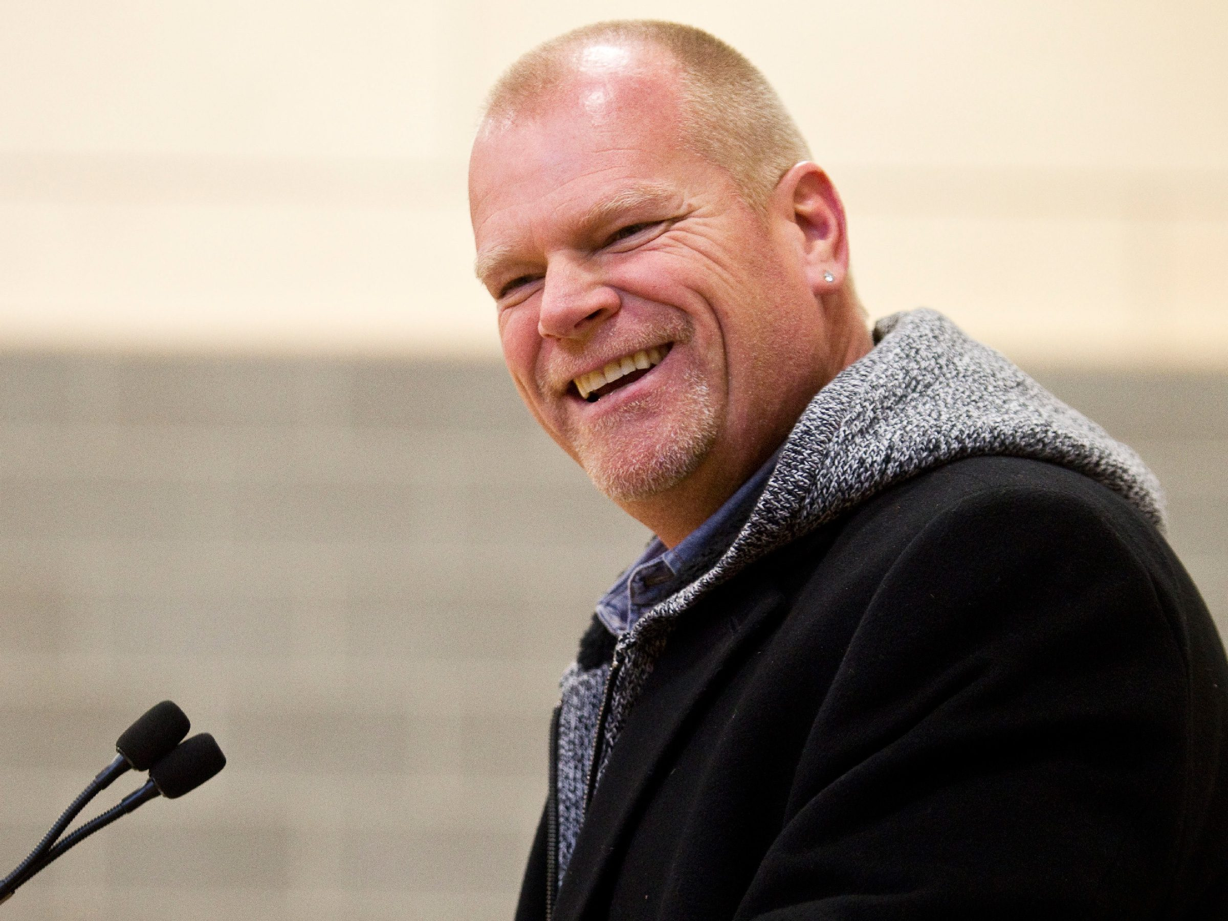 4. Mike Holmes