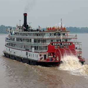 Exotic River Cruise #7: Mississippi River, U.S.
