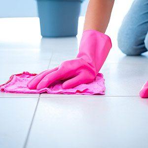 1. DIY Cleaner for Floors