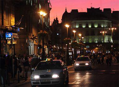 Dishonest City: Madrid, Spain